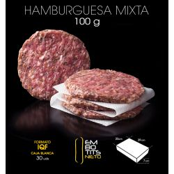 HAMBURGUESA MIXTA
