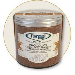 Frasco Xocolata amb Brownies