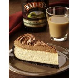 PASTEL DE QUESO BAILEY 'S PRECORTADA