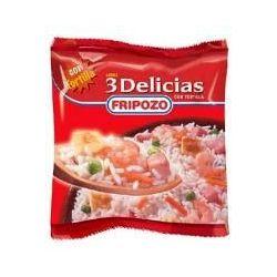 ARROZ 3 DELICIAS C/TORTILLA
