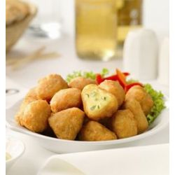 CHILI PEPPER & CHEESE NUGGETS  McCAIN