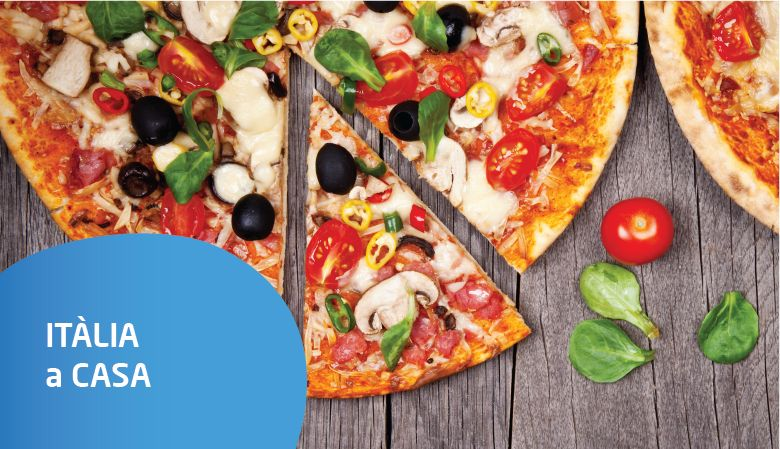 pizzas variadas congeladas de gran calidad