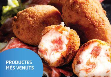 productos comida mas vendido distribucion barcelona